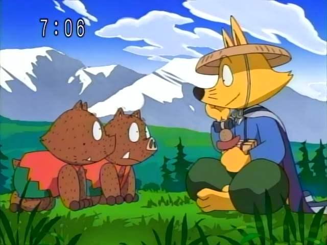 Titolo originale kaiketsu zorori a serie majime ni