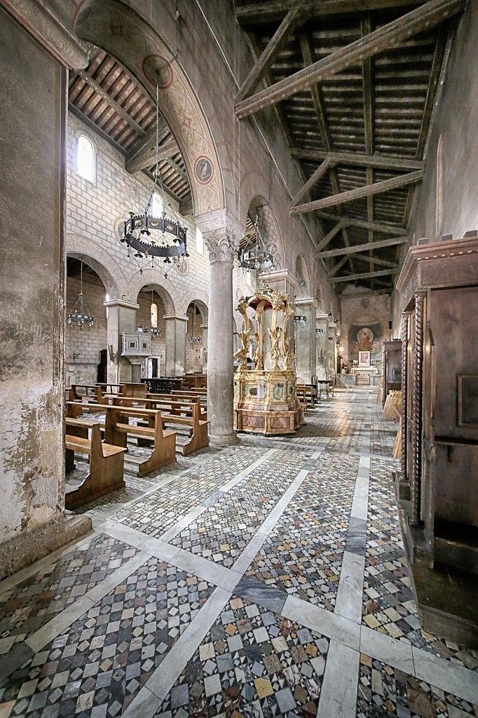 Ferentino (FR) - Concattedrale dei SS. Giovanni e Paolo