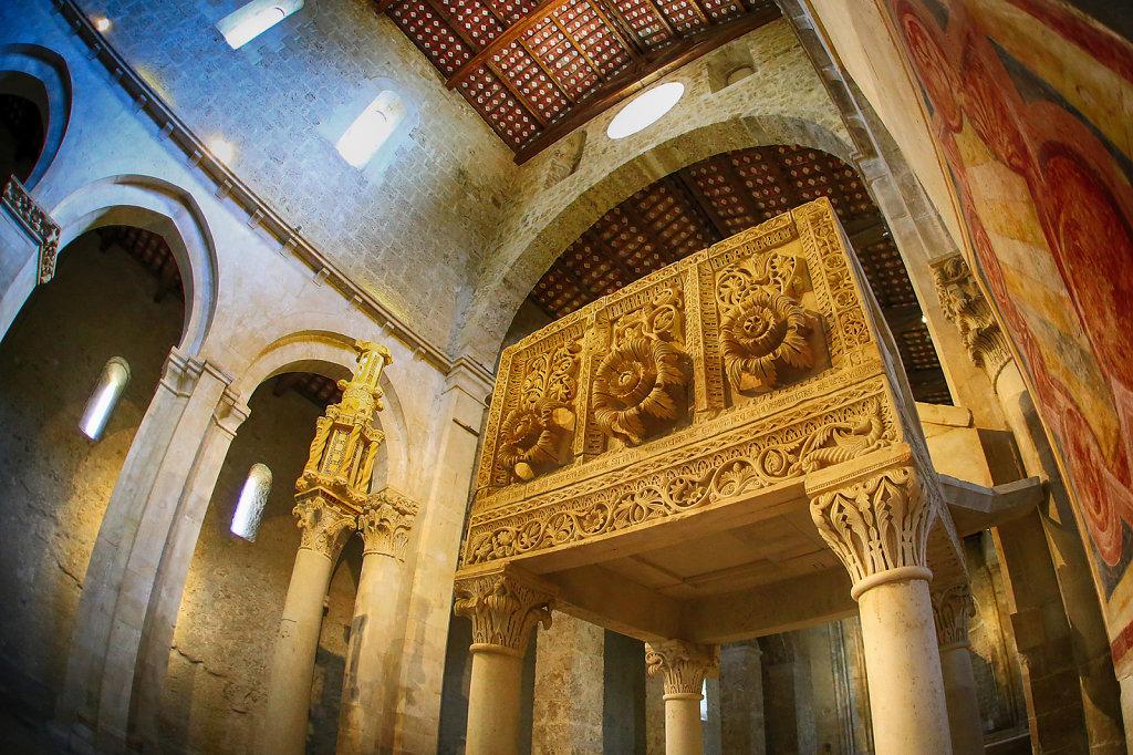 Castiglione a Casauria (PE) - Abbazia di San Clemente a Casauria