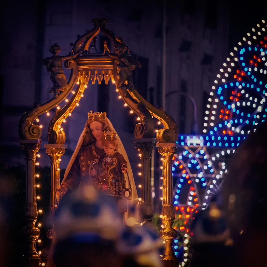 Terracina (LT) - Festa della Madonna del Carmine