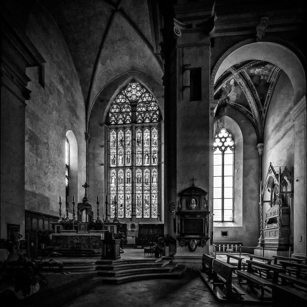 Perugia - Basilica di S. Domenico