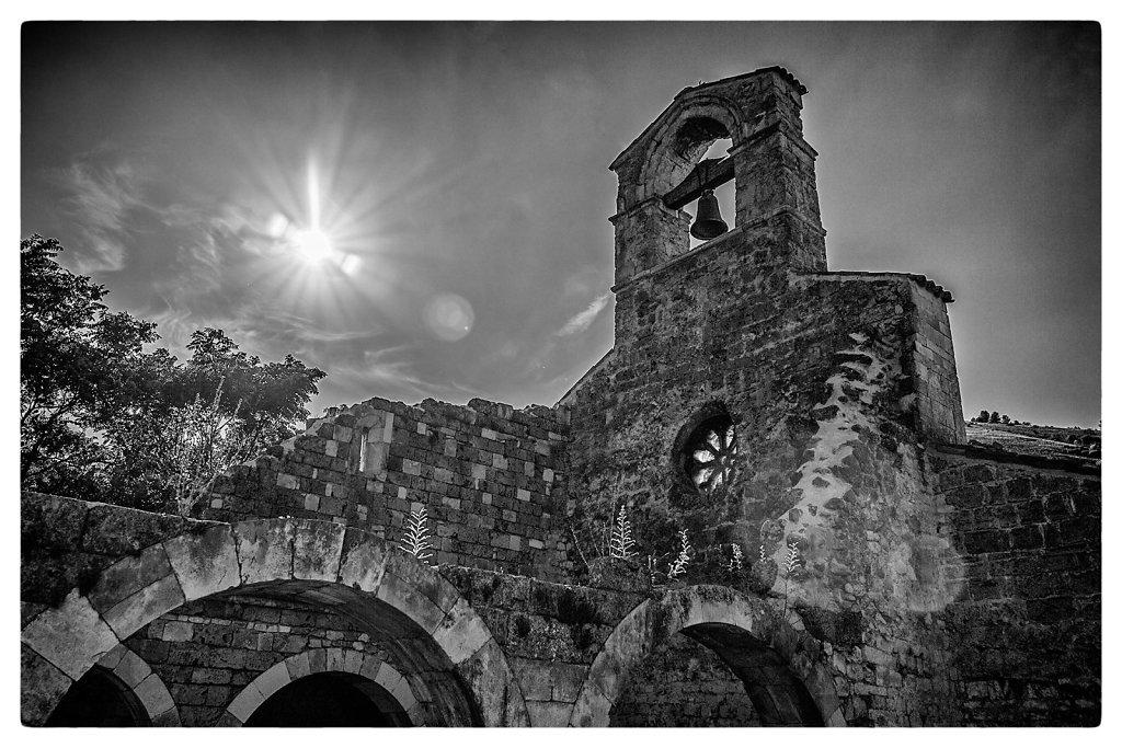 Bussi sul Tirino (PE) - Chiesa di Santa Maria di Cartignano