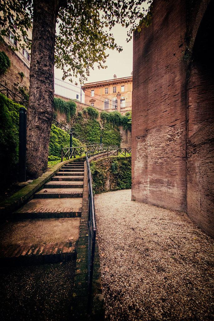 Roma - Rione Sallustiano