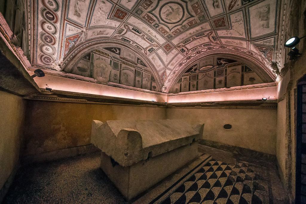 Roma - Tomba dei Pancrazi