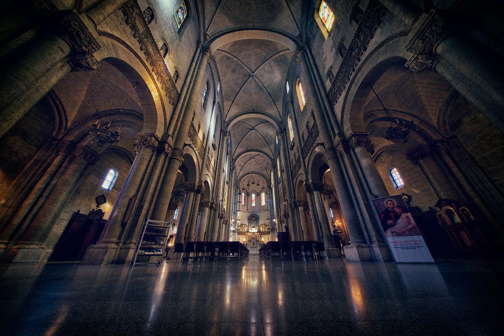 Roma - Basilica di S. Camillo de Lellis